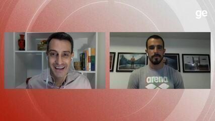 Chamada Olímpica: Edgar Alencar entrevista Bruno Fratus