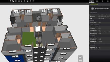 Plataforma desenvolvida por empresa de SC aplica modelagem de informação da construção