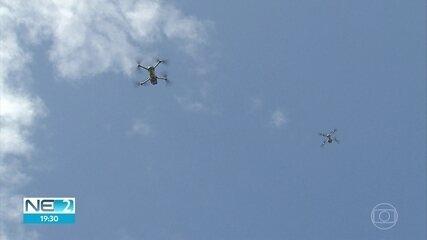 Instituto busca parceiros para ampliar uso de drones no monitoramento aéreo da população