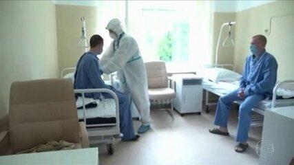 Ministério da saúde da Rússia anuncia vacinação em massa para outubro.