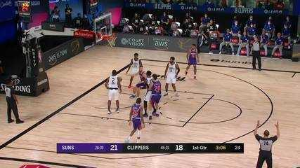 Melhores momentos: Phoenix Suns 117 x 115 Los Angeles Clippers pela NBA