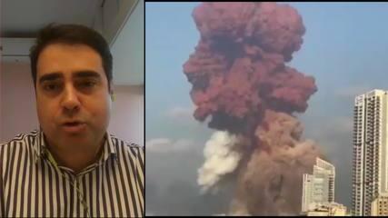 Especialista em nitrato de amônio: 'No Brasil, é controlado pelo Exército'