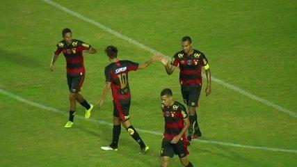 Melhores momentos: Sport 5 x 0 Petrolina pelo Pernambucano