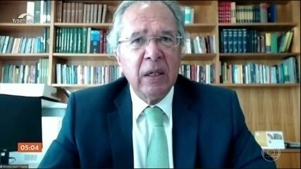 Ministro da Economia volta a prometer que a reforma tributária não aumentará impostos