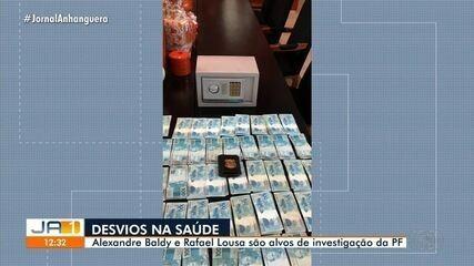 Alexandre Baldy é preso em São Paulo durante operação da Polícia Federal