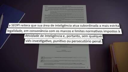 Ministério da Justiça nega produção de dossiês contra servidores