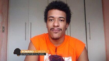Romário Almeida fala sobre o racismo