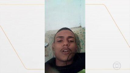 'Achei que ele fosse me matar', diz jovem vítima de ameaças ao fazer compras no Rio