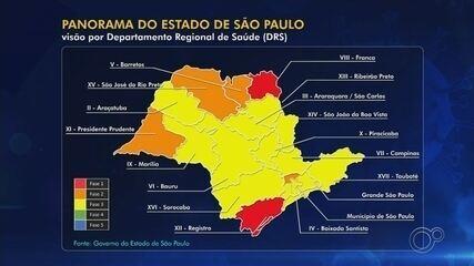 Regiões de Sorocaba e Itapetininga devem avançar para fase amarela do Plano SP