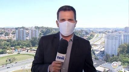 Governo do Estado deve avançar região de Jundiaí para fase amarela do Plano SP