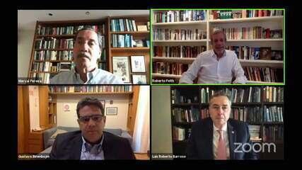 Advogado Gustavo Binenbojm lança livro em live