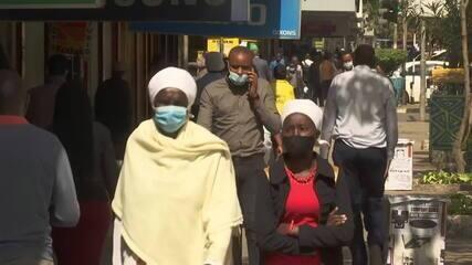 África tem mais de um milhão de casos no novo coronavírus