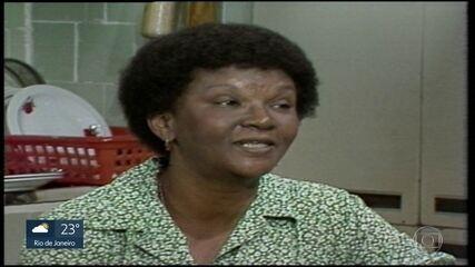 Morre aos 88 anos, a atriz Chica Xavier