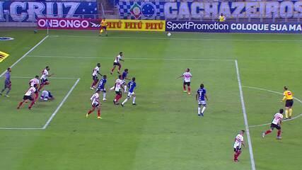 Melhores momentos de Cruzeiro 2 x 1 Botafogo-SP, pela Série B do Campeonato Brasileiro