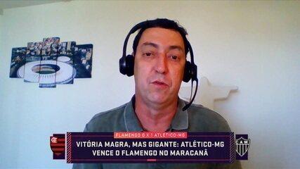 """PVC elogia mudanças de sistema do Atlético-MG na vitória sobre Flamengo: """"Sampaoli é um camaleão"""""""