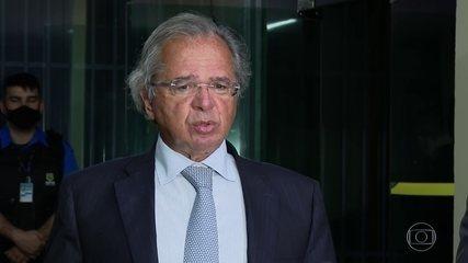 Guedes anuncia pedidos de demissão de dois secretários do Ministério da Economia