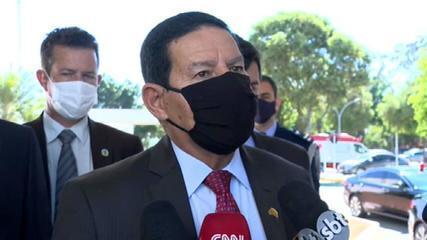 Vice-presidente volta a defender teto de gastos: 'Reforma administrativa está pronta'