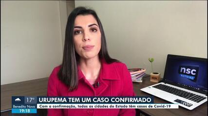 Urupema confirma primeiro caso de Covid-19