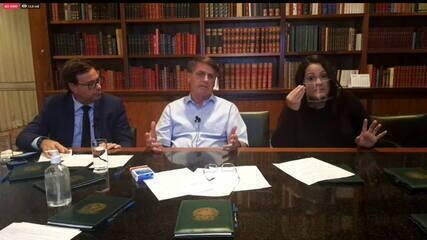 Bolsonaro admite possível volta ao PSL e diz: 'É difícil formar um partido'