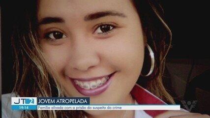 Suspeito de montar armadilha que matou estudante é preso e família está aliviada