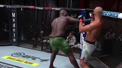 Junior Cigano x Jairzinho Rozenstruik em destaque no UFC 252