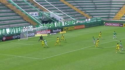 Melhores Momentos: Chapecoense 1 x 0 Sampaio Corrêa pela Série B do Campeonato Brasileiro