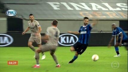 Inter de Milão vence o Shakhtar Donetsk por 5 a 0
