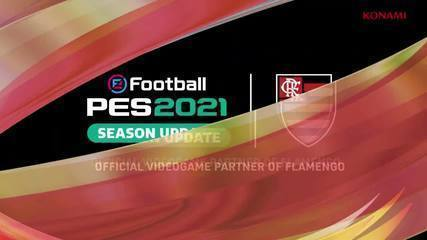 PES 2021: Konami anuncia Flamengo como licenciado para o game