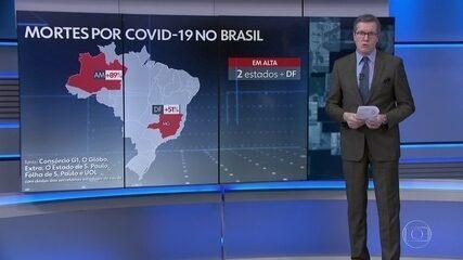 Brasil chega a 110 mil mortos pela Covid-19 em cinco meses de pandemia no país