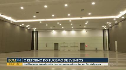 Turismo de eventos preparado para o retorno das atividades