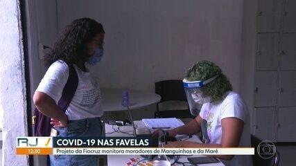 Fiocruz lança projeto inovador para combater Covid-19 em comunidades do Rio