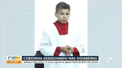 Coroinha de 14 anos é assassinado no bairro Goiabeiras, em Fortaleza