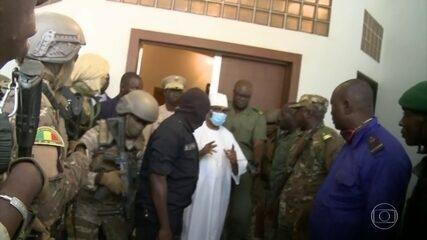 Assimi Goita se autodeclara chefe da junta militar que prendeu Boubacar Keita no Mali