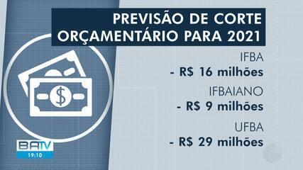 Ufba entra na lista de corte de gastos e pode perder quase R$ 30 milhões no orçamento
