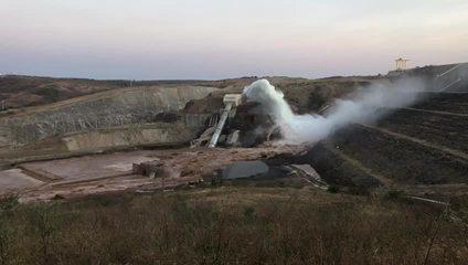 Tubulação de barragem rompe no Ceará, e bombeiros avaliam se há ...