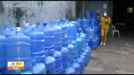 Dieese aponta aumento de 10% no preço da água mineral