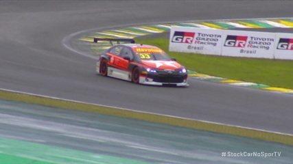 Nelsinho Piquet vence etapa de Interlagos da Stock Car