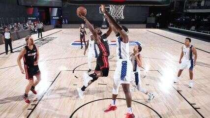 Melhores momentos de Miami Heat 124 x 115 Indiana Pacers pela NBA