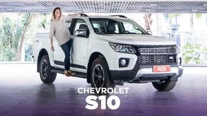 As mudanças da nova Chevrolet S10 para enfrentar Toyota Hilux e Ford Ranger