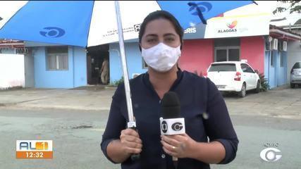 Reunião discute retomada da entrega de alimentos no sistema prisional de Alagoas