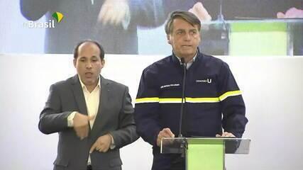 'Como apareceu para mim, não será enviada ao Parlamento', diz Bolsonaro sobre Renda Brasil