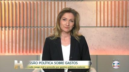 Ana Flor: veto de Bolsonaro ao Renda Brasil gera dúvida sobe compromisso com ajuste fiscal