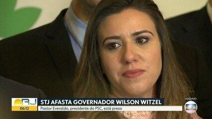 PF cumpre mandado de busca e apreensão contra Helena Witzel