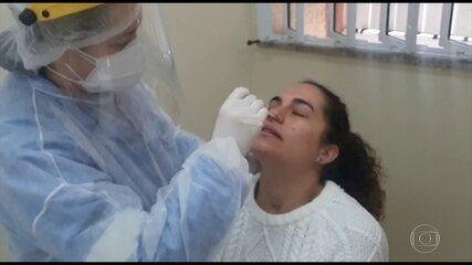 Rastreamento de infectados por Covid é fundamental contra avanço, dizem especialistas