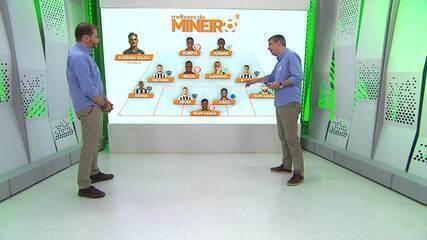 Melhores do Mineiro: destaques do Estadual são premiados após final no Mineirão