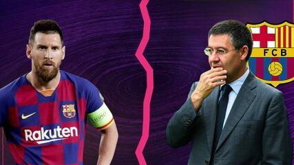 Messi não se reapresenta ao Barcelona, enquanto Neymar reitera desejo de permanecer no PSG