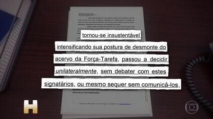 Procuradores da Lava Jato em São Paulo pedem demissão coletiva