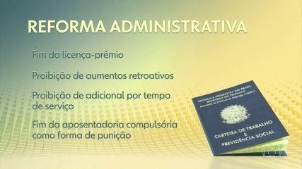 Reforma administrativa: governo propõe fim da estabilidade para parte de novos servidores