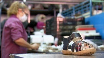 Fábricas participam de projeto para exportar calçados produzidos em Birigui