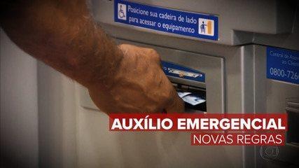 Auxílio emergencial: veja as mudanças em 1 minuto